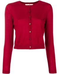 Cardigan rouge RED Valentino