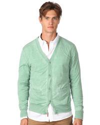 Cardigan vert