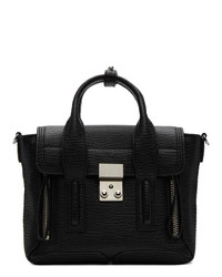 Cartable en cuir noir 3.1 Phillip Lim