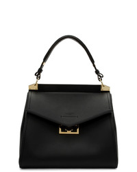 Cartable en cuir noir Givenchy