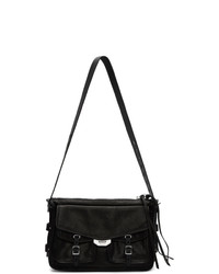 Cartable en cuir noir Rag and Bone