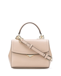 Cartable en cuir rose MICHAEL Michael Kors