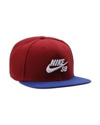Casquette bordeaux Nike