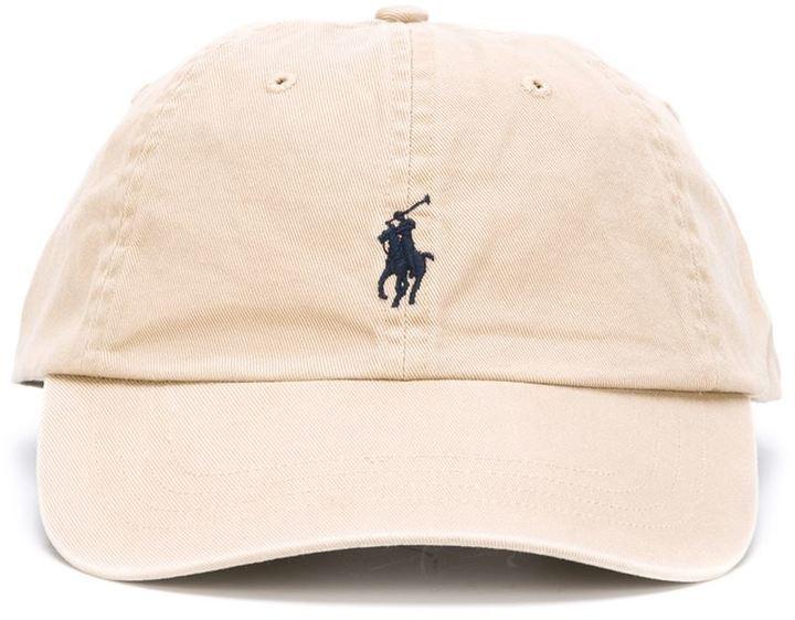 f63f25328fdb Casquette de base-ball beige Polo Ralph Lauren  Où acheter et ...