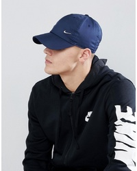 Casquette de base-ball bleu marine Nike