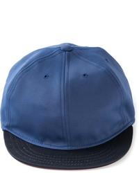Casquette de base-ball bleue