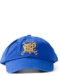 Casquette de base-ball bleue Polo Ralph Lauren