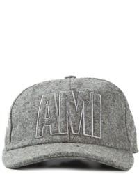 Casquette de base-ball grise Ami