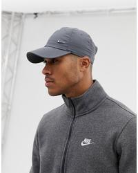 Casquette de base-ball grise Nike