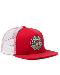 Casquette de base-ball imprimée rouge Nike