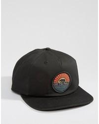 Casquette de base-ball noire Vans