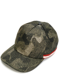 Casquette de base-ball olive Bally
