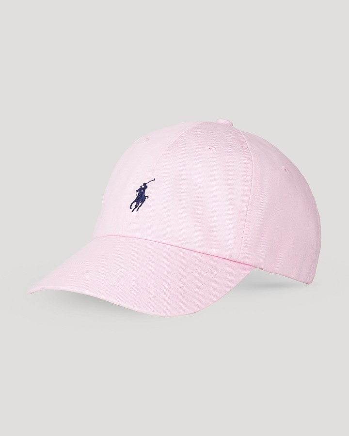 dcb037653f8 casquette ralph lauren femme rose