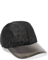 Casquette noire adidas by Stella McCartney
