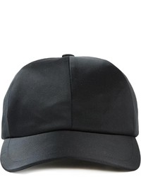 Casquette noire Alexander Wang