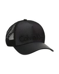 Casquette noire Calvin Klein