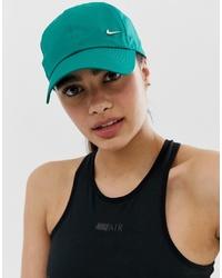 Casquette verte Nike