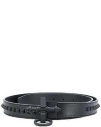 Ceinture à clous noire Givenchy