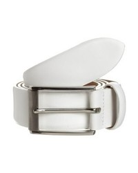 Ceinture en cuir blanc Lloyd Men's Belts