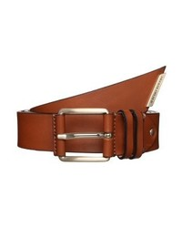 Ceinture en cuir brune Tiger of Sweden