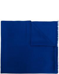 Châle bleu Versace