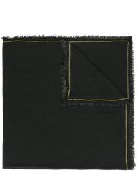 Châle noir Faliero Sarti
