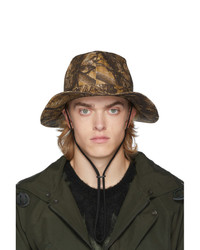Chapeau camouflage marron clair South2 West8