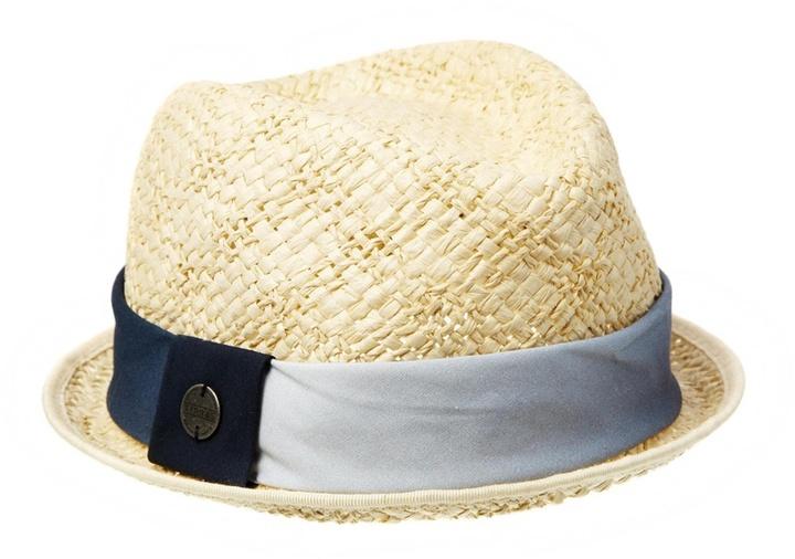 Chapeau de paille beige Esprit
