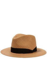 Chapeau de paille tabac Rag & Bone