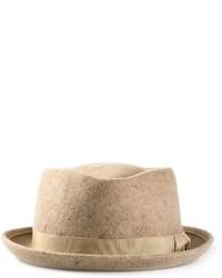 Chapeau en laine beige CA4LA