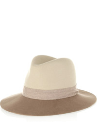 Chapeau en laine beige Rag and Bone