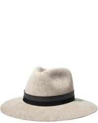 Chapeau en laine beige Rag & Bone