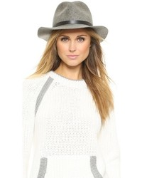 Chapeau en laine gris Rag and Bone