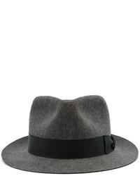Chapeau en laine gris Rag and Bone