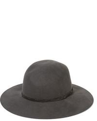 Chapeau en laine gris Rag & Bone