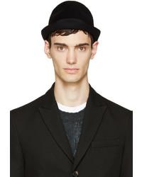 Chapeau en laine noir DSQUARED2
