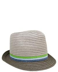 Chapeau gris
