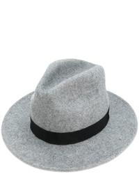 Chapeau gris Dsquared2