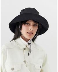 Chapeau noir ASOS DESIGN