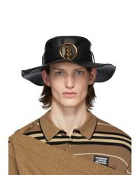 Chapeau noir Burberry