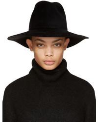 Chapeau noir CLYDE
