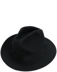 Chapeau noir Dsquared2