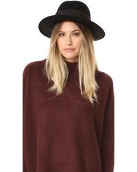 Chapeau noir Kate Spade