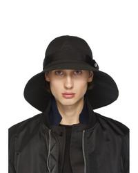 Chapeau noir Sacai