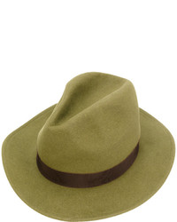 Chapeau olive Dsquared2