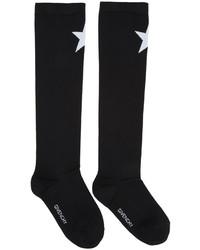 Chaussettes à étoiles noires Givenchy