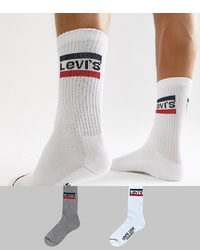 Chaussettes blanches Levi's