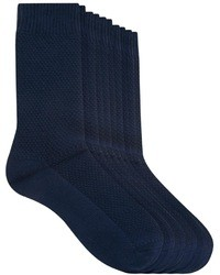 Chaussettes bleu marine Asos