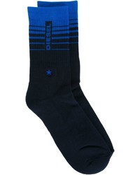 Chaussettes bleu marine Diesel