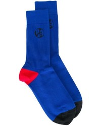 Chaussettes bleues Paul Smith